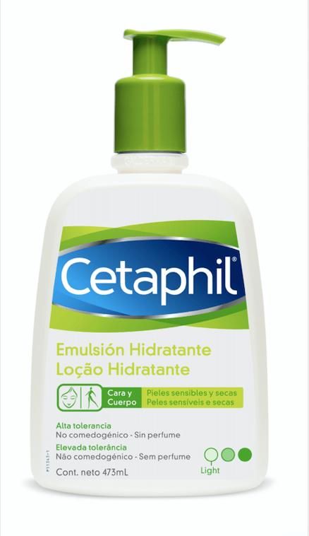 EMULSIÓN HIDRATANTE CETAPHIL